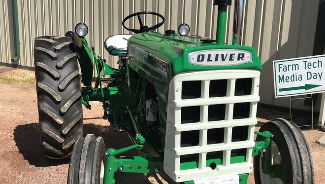 The Hart-Parr/Oliver Collectors Association is not only taking its annual Summer Convention and Tractor Show to Wisconsin this year, they are also holding the event in conjunction with Farm Technology Days.