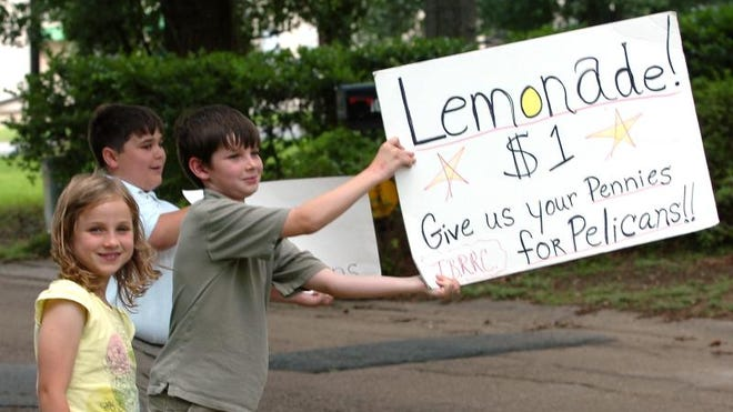 Louisiana organizers are pushing for more Lafayette kids to participate in Lemonade Day, a free program that teaches business skills through the creation of a lemonade stand.