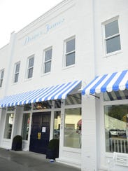 Reese Witherspoon's Draper James store in 12South.
