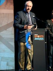 Bruce Scifres, Roncalli High School football coach,