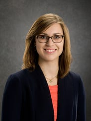 Katelyn Braun is the new director of community development
