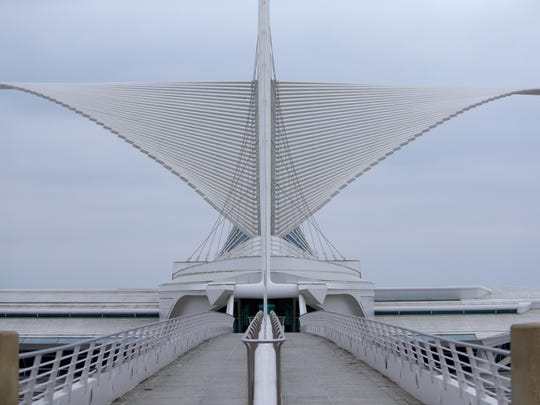 Stroller tours allow you to take your youngest kids on a tour of the Milwaukee Art Museum.