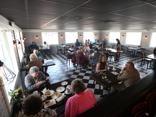Lucilla's Restaurant is open at 1241 E Lafayette Street,