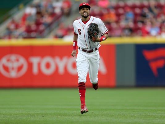 072318 REDS , Cincinnati Reds vs. St. Louis Cardinals baseball, 7/23/18
