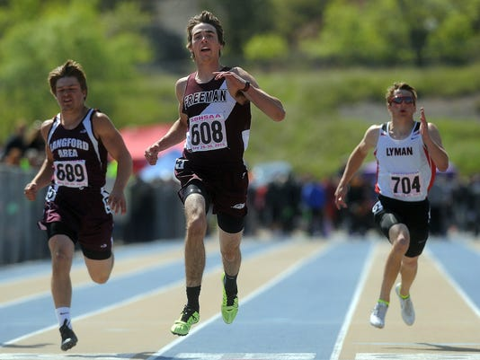 2015 SDHSAA Track & Field