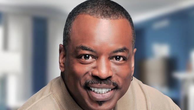 """""""Reading Rainbow"""" host LeVar Burton will give a talk titled """"The Power of Storytelling: Written, Spoken, Lived"""" on Oct. 16 at the Kohler Memorial Theater."""