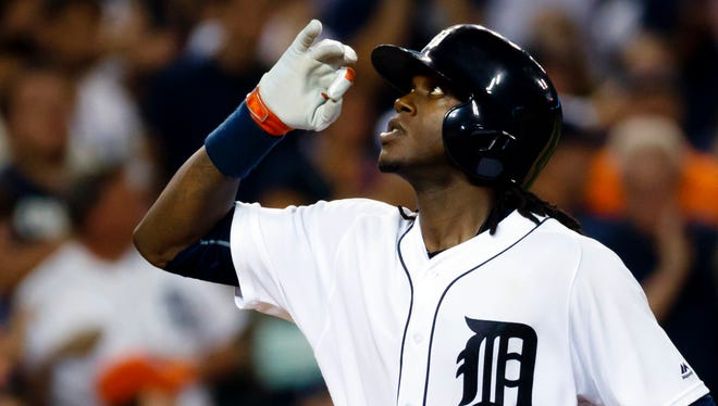 Cameron Maybin posted career bests in average (.315) and OBP (.383) in 2016.