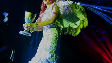 'Going Deep' was a fishy story for Krewe Atlas' Grand Bal X