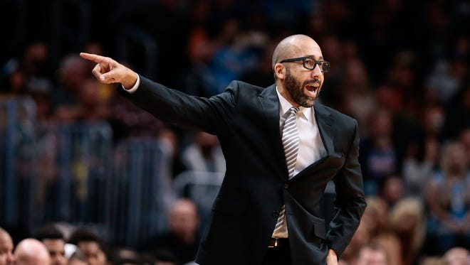 After interviewing with the Suns, former Memphis Grizzlies head coach David Fizdale reportedly is scheduled to interview with the Knicks.