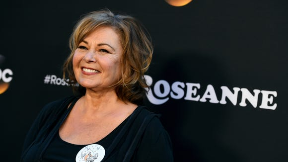 The president phoned Roseanne Barr after an estimated