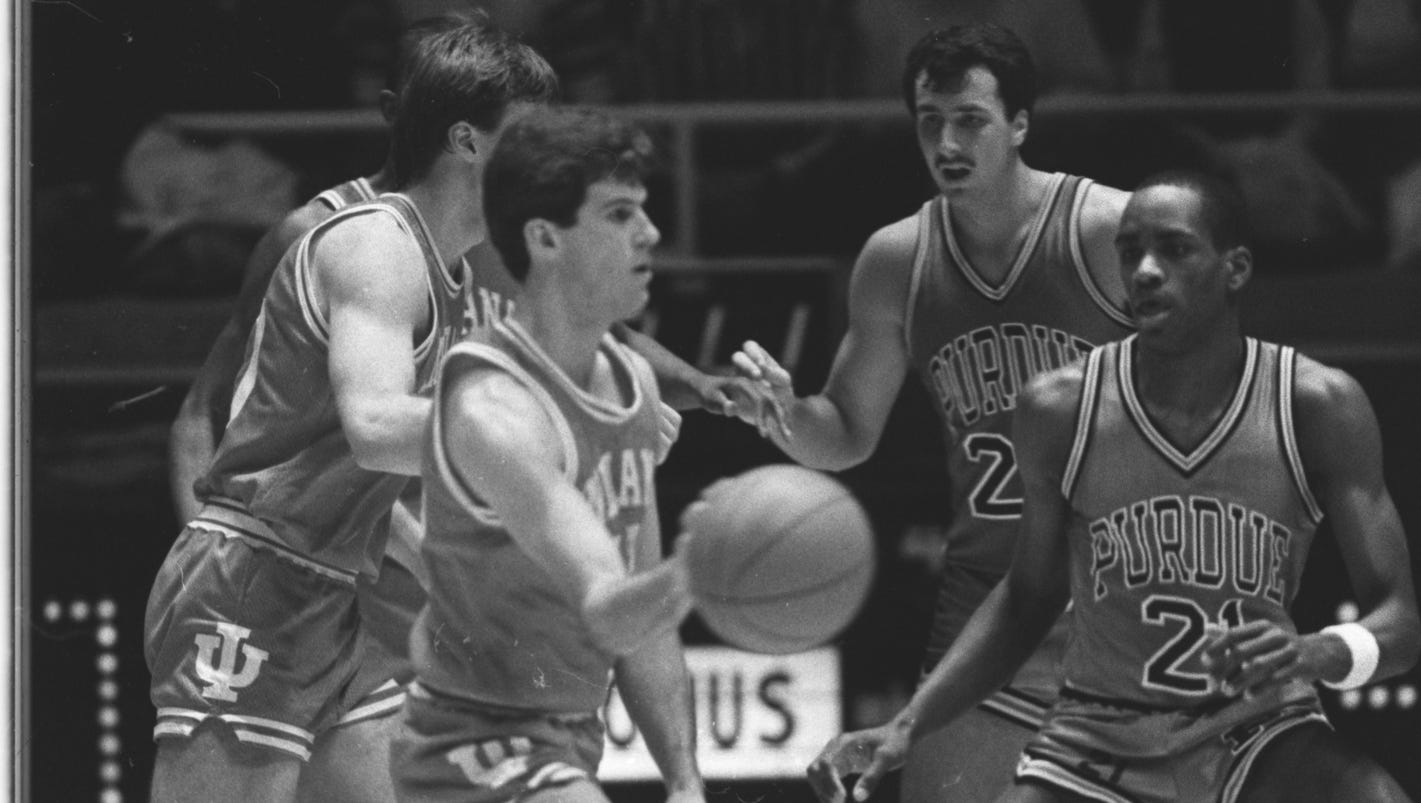 Mackey Arena s Top 50 No 22 Steve Alford