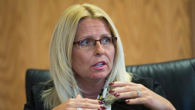 Sharon Helman was fired in November from her job as the Phoenix VA Medical Center director. The firing was upheld  when a judge found she had improperly accepted gifts.