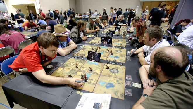 "The controversy over Indiana's ""religious freedom"" law could mean Gen Con, Indy's largest convention, finds a home in another state."