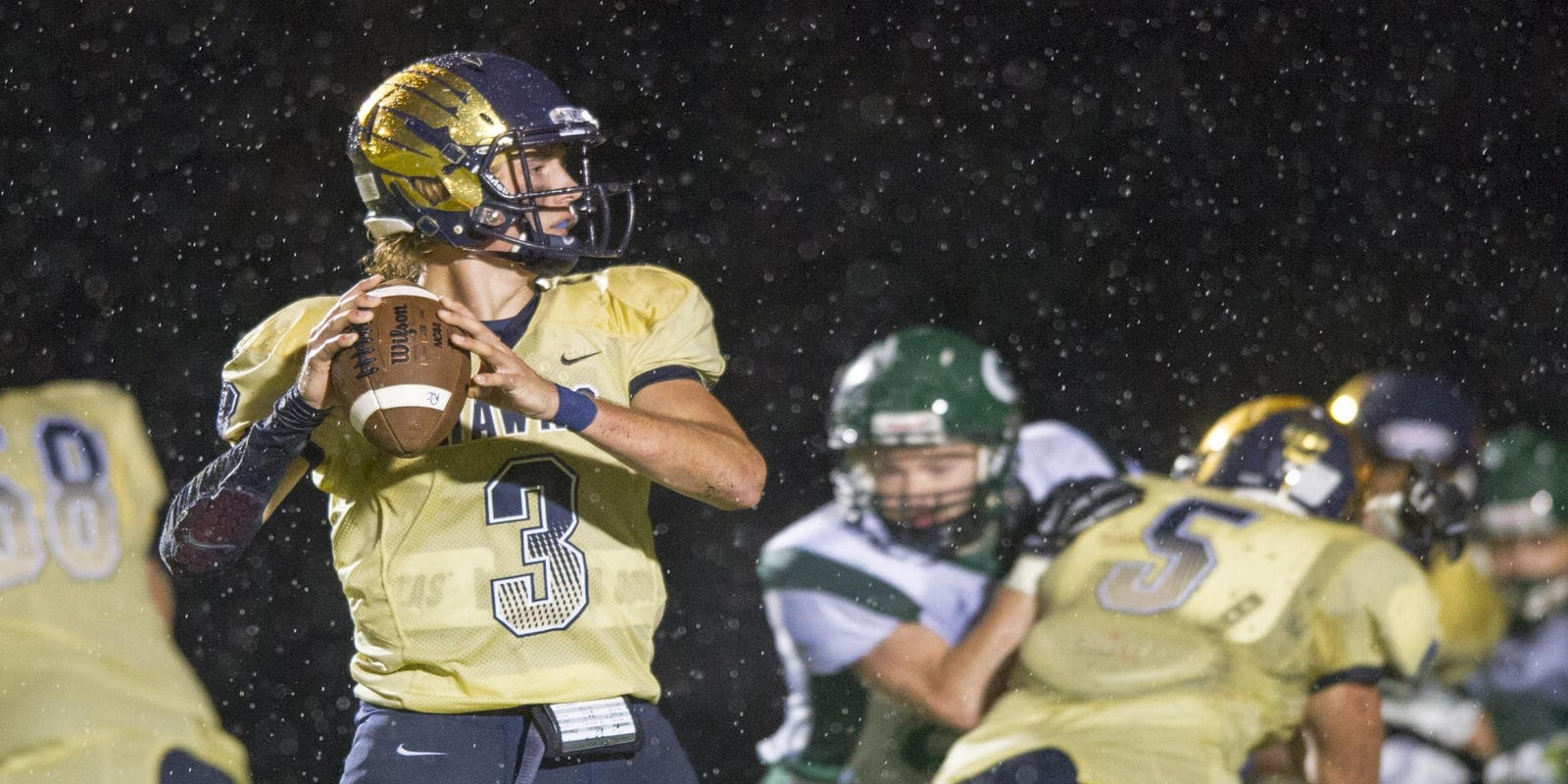 Photo of Decatur Central's Tommy Stevens is drafted by Saints, creating Taysom 2.0 talk | Nat Newell