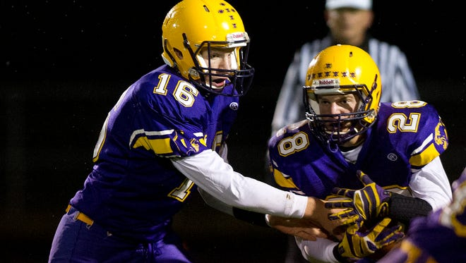 Pittsville's Alex Kolar has been a varsity contributor for three years for the Panthers.