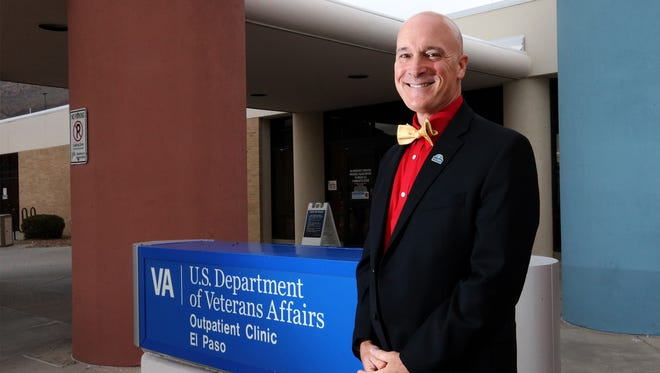 Retired Col. Michael Amaral is director of the El Paso VA Health Care System. Amaral is the former chief of staff for William Beaumont Army Medical Center.