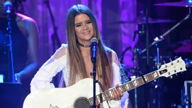 Maren Morris is a nominee for ACM's New Female Vocalist of the Year.