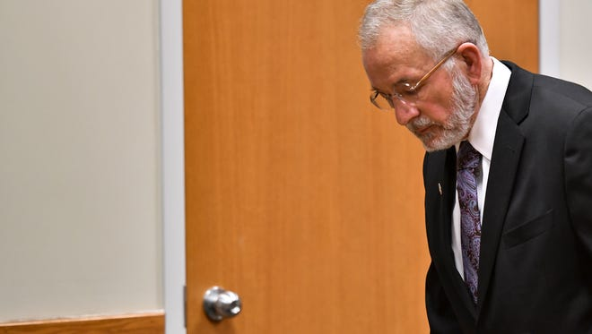 A preliminary hearing for former MSU dean William Strampel is scheduled to begin on Tuesday morning. He faces four criminal charges, including a felony and two misdemeanors related to the 2014 Title IX investigation of Larry Nassar.