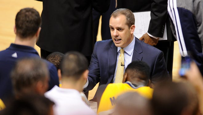 Frank Vogel has a little more security after agreeing to a new contract extension.
