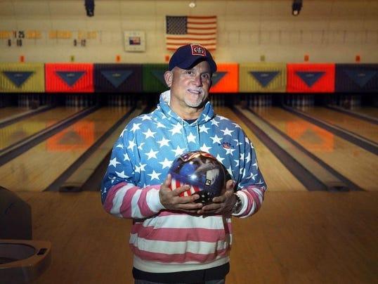 Super Bowl Bowling Protest