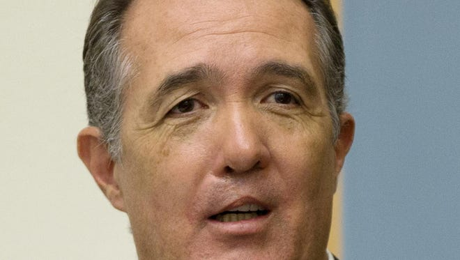 Arizona Republican Rep. Trent Franks is expected to easily win re-election.