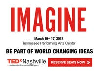 Save 25% on tickets to TEDX Nashville