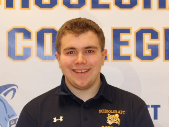Returning for a second season with Schoolcraft is Ricky