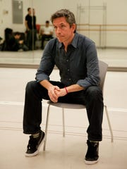 Richard Hester watches over Frankie Valli hopefuls