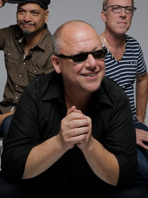 The Pixies: Joey Santiago, Black Francis, David Lovering perform at The Horseshoe Casino this weekend.