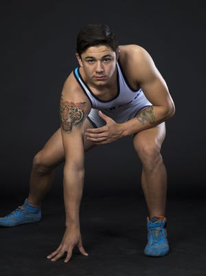Glendale Deer Valley's Jacob Swift won four high school wrestling state titles and was named azcentral sports' Wrestler of the Year.
