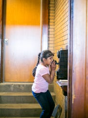 On visits to the Milwaukee Fire Museum, kids often love the pay phone the most!