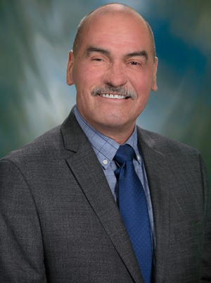 Bob Robles, sergeant-at-arms of the Arizona House of Representatives.