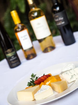 Among the several events Café Margaux hosts in April is an evening to enjoy out-of-the-ordinary cheeses and wines from 5 to 7 p.m., Wednesday, April 4.