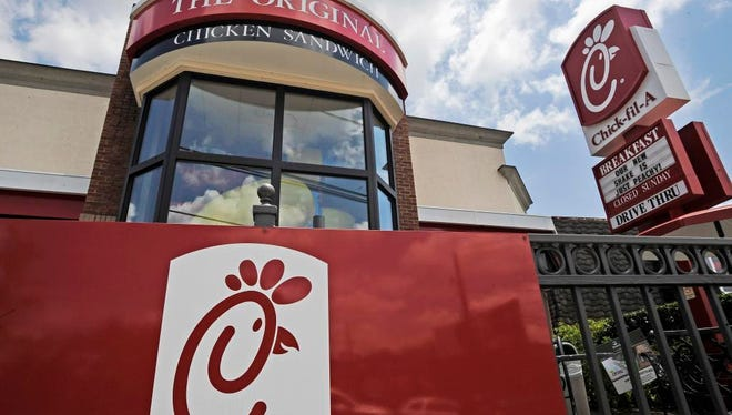 """Downtown Greeinville is getting a Chick-fil-A """"convenience location"""" later this month."""