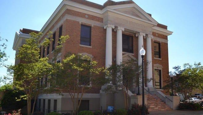 Hattiesburg City Hall