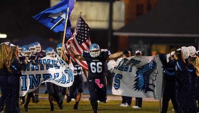 From 2016: Wayne Valley will be looking to start its season off strong with a win over Downingtown West (Pa.) Friday night.