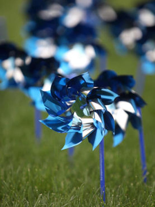 pinwheel Prevent Child Abuse