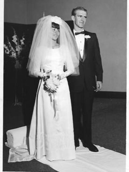 Anniversaries: Vincent Freiberg & Beverly Freiberg