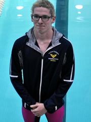Senior captain Seth Fleming was a double individual