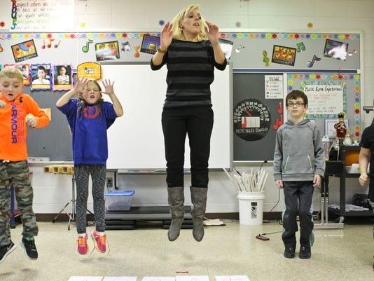 teacher, teaching, education, elementary, music, jcps, tully