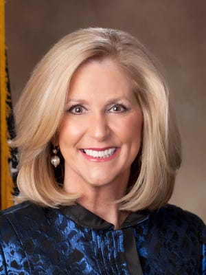 State Treasurer Lynn Fitch
