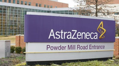 AstraZeneca's U.S. headquarters in Fairfax