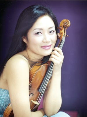 Chee-Yun Kim, Violin