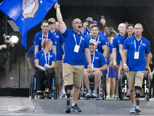 2017 DoD Warrior Games Open
