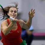 Bacsinszky strikes back for Swiss in Fed Cup semifinal
