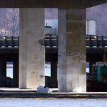 Tappan Zee Bridge: What's up with those holes in the concrete?