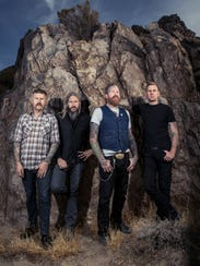 Mastodon will perform Sept. 29 at the Knoxville Civic