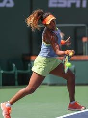 Naomi Osaka wins her match over Daria Kasatkina to