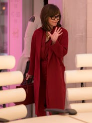 Sally Field in a scene from the upcoming Netflix series,
