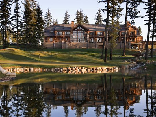 Suncadia Resort in Washington State
